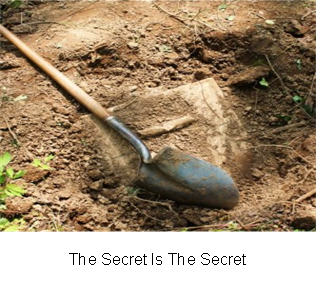 The Secret Is The Secret