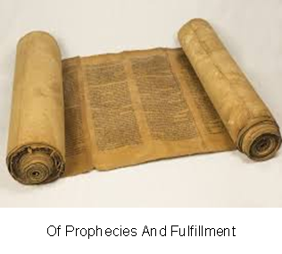 Of Prophecies And Fulfillment