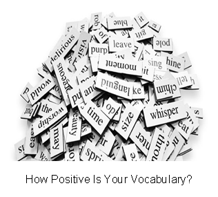 How Positive Is Your Vocabulary?