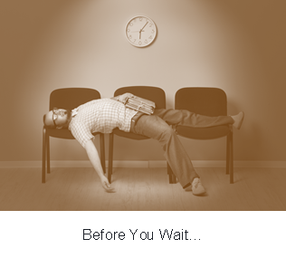 Before You Wait�
