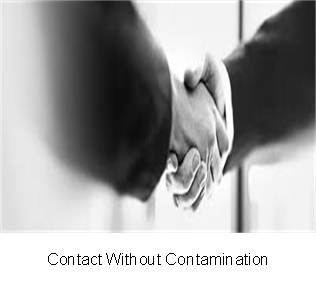 Contact Without Contamination