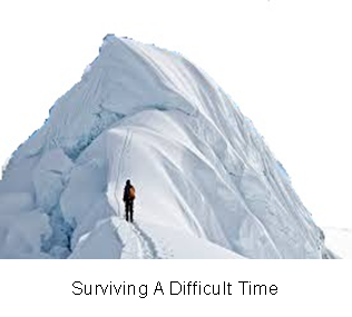 Surviving A Difficult Time
