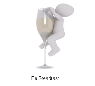 Be Steadfast�