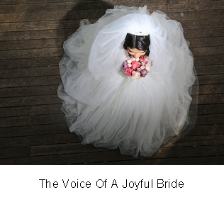 The Voice Of A Joyful Bride