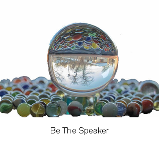 Be The Speaker