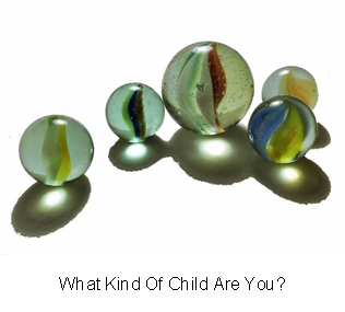 What Kind Of Child Are You?