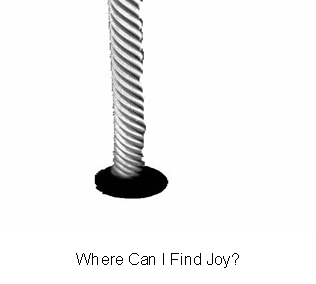 Where Can I Find Joy?
