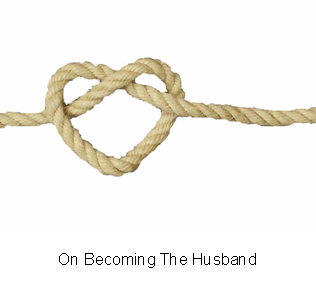 on becoming the husband